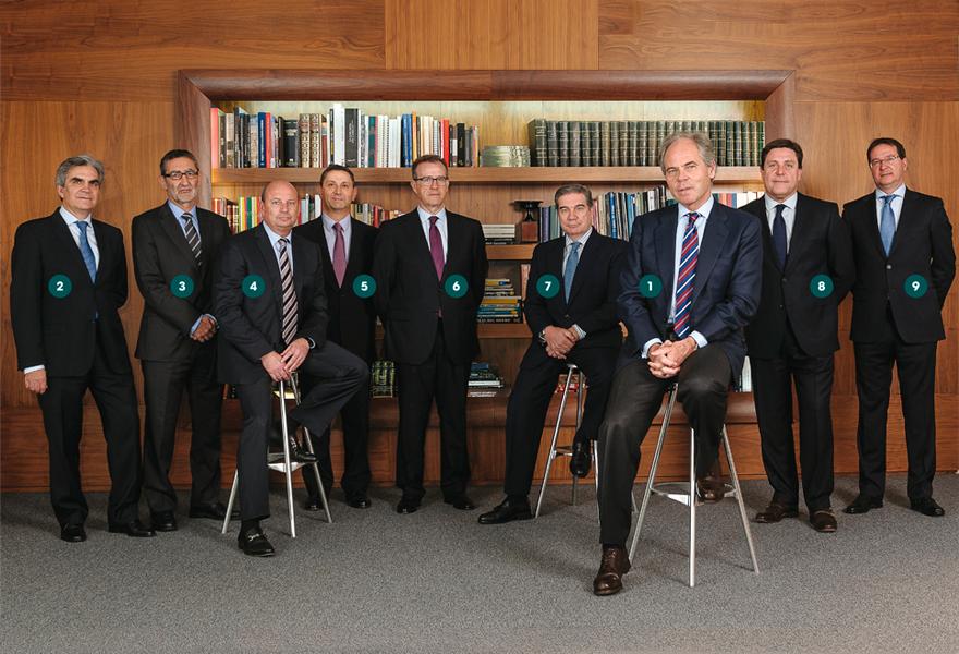Caser seguros informe anual 2013 comit de direcci n for Oficinas caser